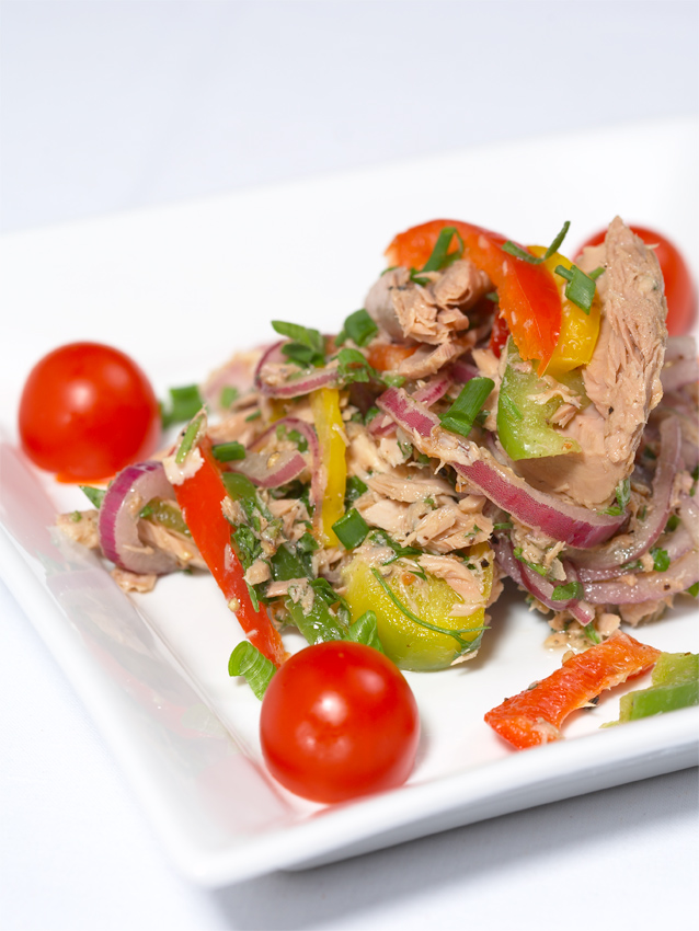 Thunfisch-Salat